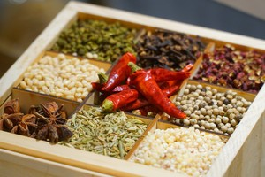 Spice Box Design